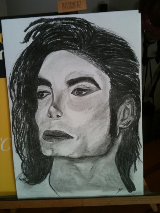 Michael Jackson by jobbyguss